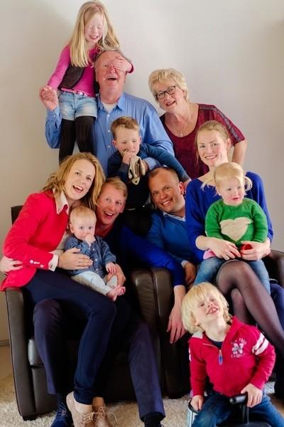 An extra ordinary family