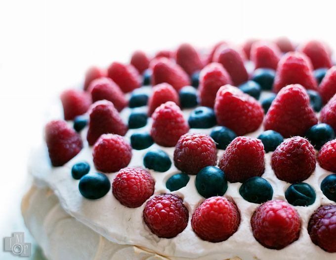 Pavlova by James_Markus - Delicious Photo Contest