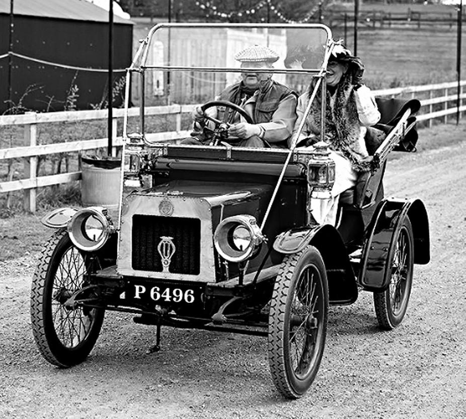 Rover 1 b&w