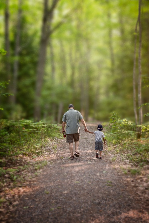 Just Me and My Daddy by koronalacasse - We Love Our Dads Photo Contest