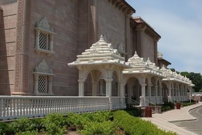 Hindu temple BAPS