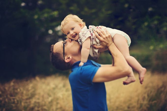 My Daddy by lonejensen - We Love Our Dads Photo Contest