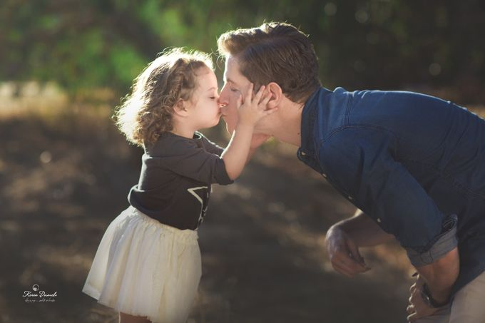 Dad's love by kerendanielikasner - We Love Our Dads Photo Contest