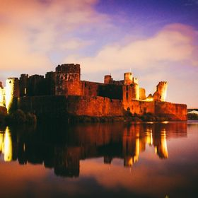 The largest castle in Wales, and the second-largest in Britain, Caerphilly was locked within water defences when it was built by the English duri...