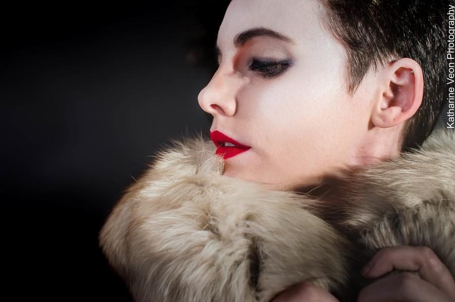 Megan Red Coat (7 of 8)