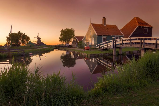 dawn by RuudMooi - Canals Photo Contest