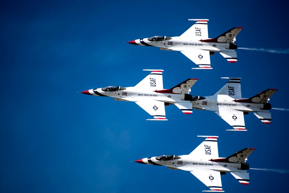The United States Air Force Thunderbirds