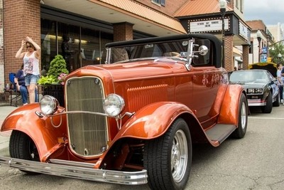 Copper Roadster