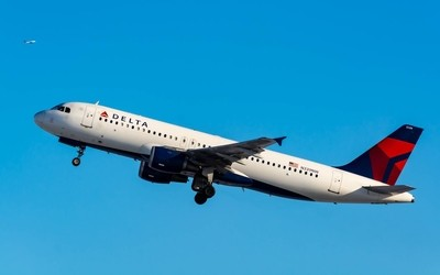 Delta Air Lines Airbus 320-211(N339NW).