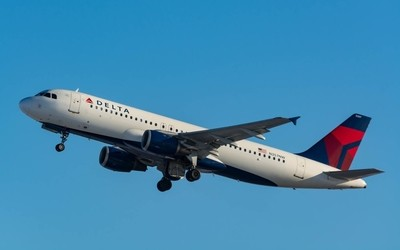 Delta Air Lines Airbus 320-212(N357NW).