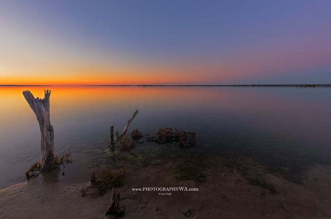 IslandPoint_Sunset by WAeagle - The First Light Photo Contest
