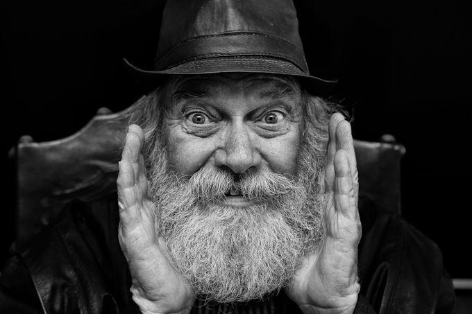 Tell me by flviosouzacruz - Beards and Mustaches Photo Contest