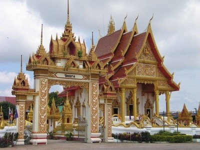Wat Mahathat (Buddhist Temple)