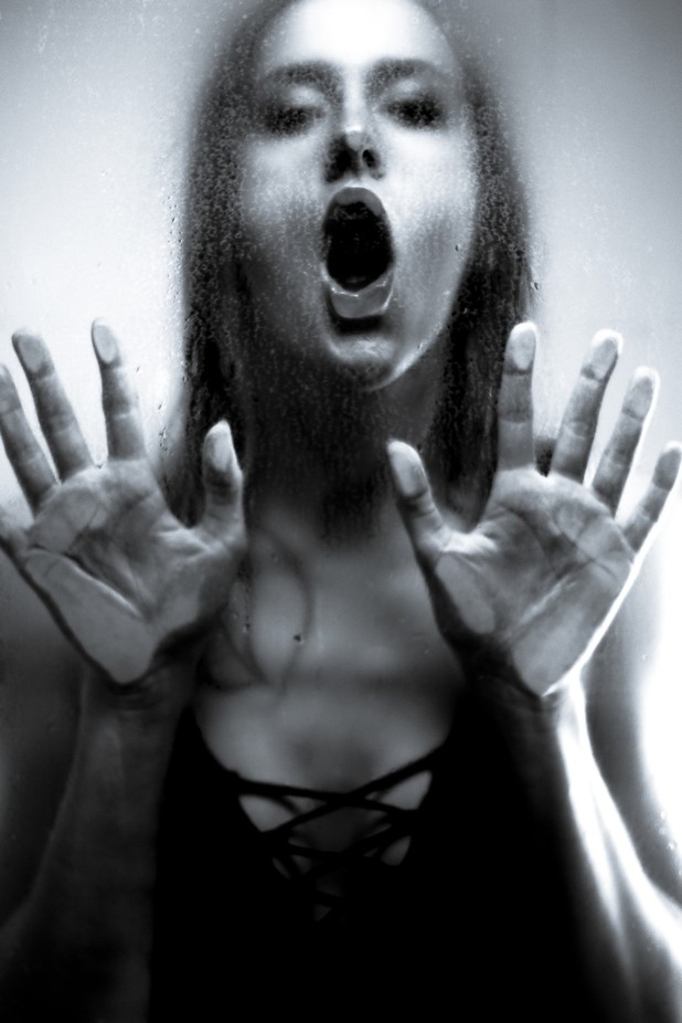 Psycho by akphotographystudio - Shooting Hands Photo Contest