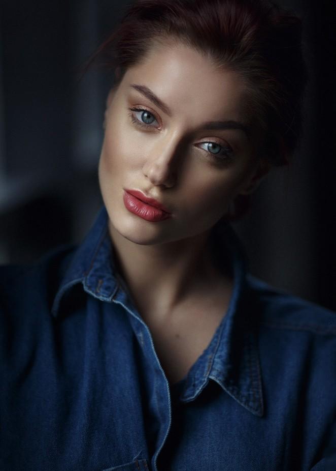 Anna by alexeykazantsev - Her In The Studio Photo Contest