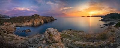 Capo Malfatano sunset