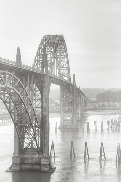 Yaquina Bay Bridge - Oregon Coast