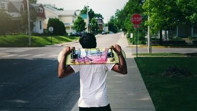 Lost Skater