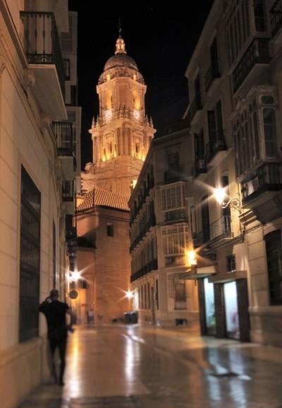 Midnight in Malaga