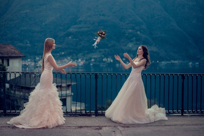 Brides by ilyablinov - Here Comes The Bride Photo Contest