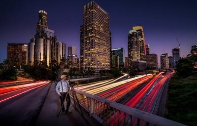 The Photographer Downtown LA