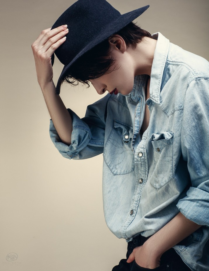 Reinvent Me by kirillburyak - Hats Photo Contest