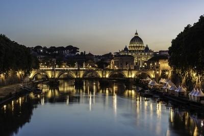 Vatican Night