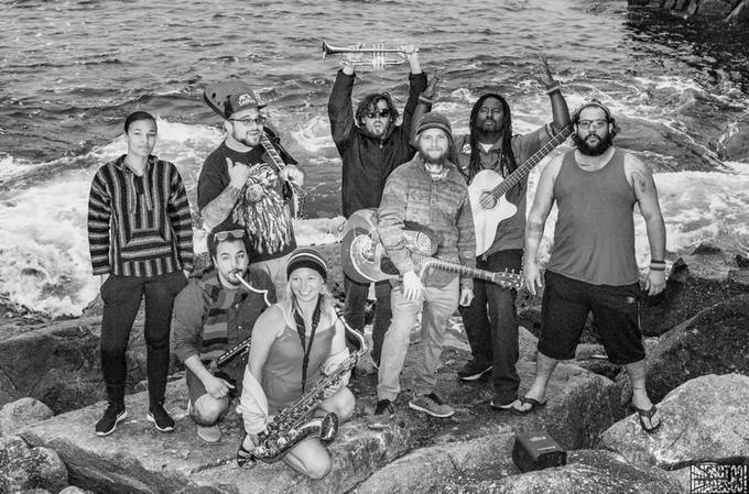 Did photo shoot for a local band.  Coastal fog took away sunset, so black n white decision was my move.