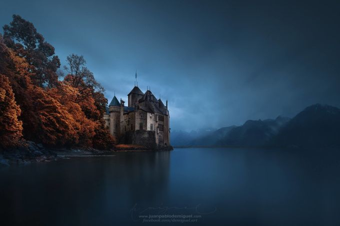 Light fortification by JuanPablo-deMiguel - Cities By The Water Photo Contest