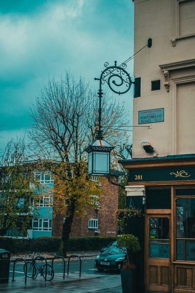 London-City Pub