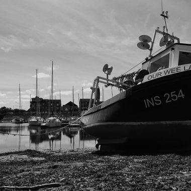 @ Nairn Harbour