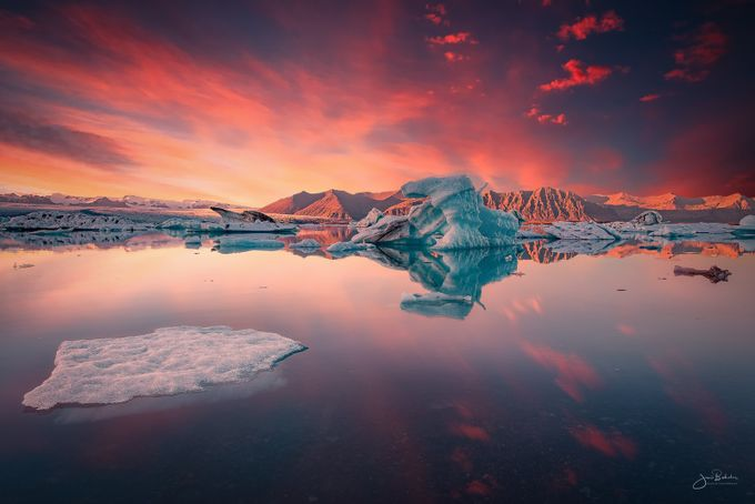 Jökulsárlón by Boholm - Iceland The Beautiful Photo Contest