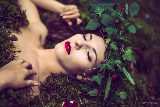 Tired Fairy  by LoredanaPiticari - Perfect Casting Photo Contest