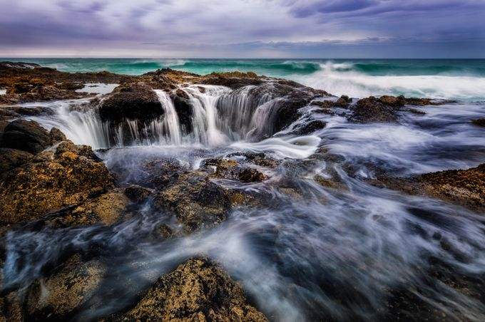 Thor's Well by dakoch