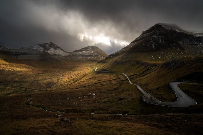 Roads of the Faroe Islands by rpgdepictions - Creative Landscapes Photo Contest vol3