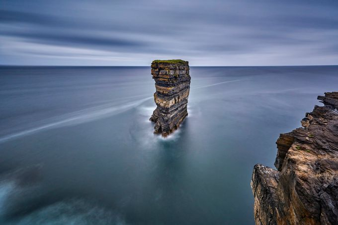 Downpatrick Head  by jansieminski - Isolated Photo Contest