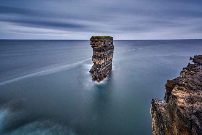 Downpatrick Head  by jansieminski - Isolated Photo Contest