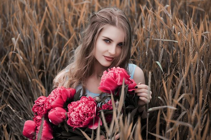 Ann by lyubkosha - Beautiful Flowers Photo Contest