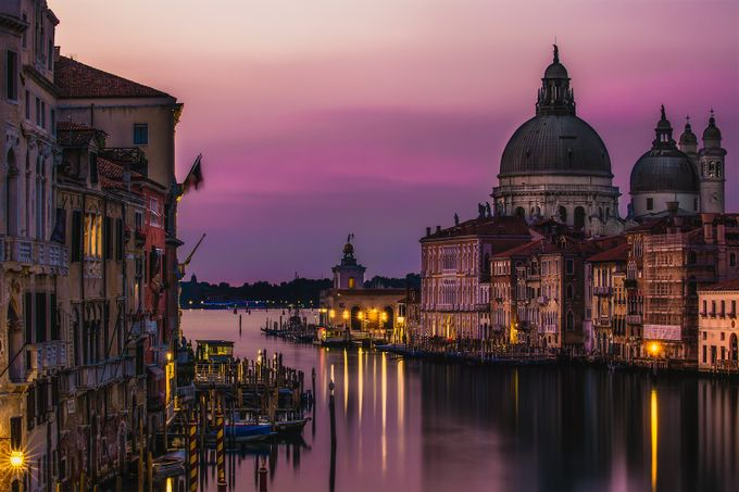 Pink dawn by VDPFreelancer - I Love My City Photo Contest