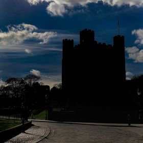 #canonphotography #rochestercastle #photography #historical #sillhouette #eos5dmarkii #mymedway