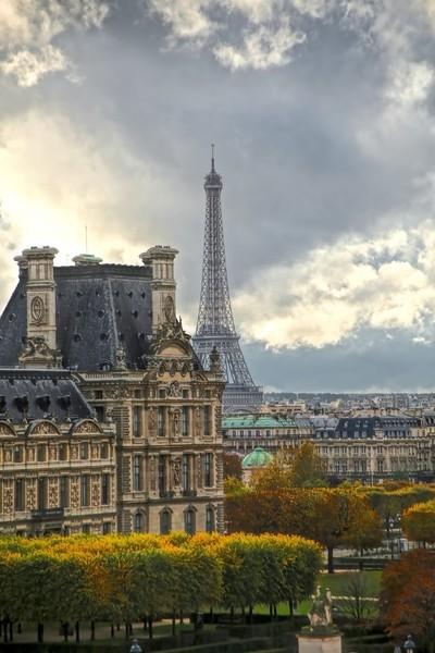 La Tour et Le Louvre