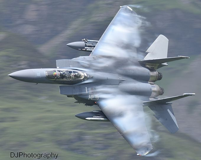 F15 Strike Eagle by derrenjones - Aircraft Photo Contest