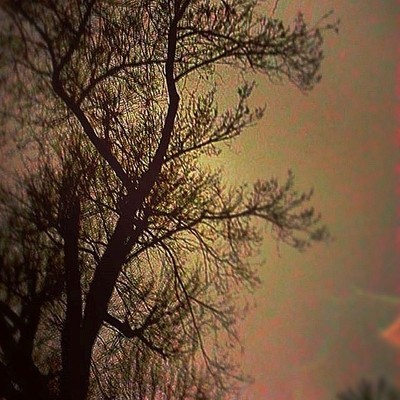 City walk. Wichita Kansas. As the storm begins. For @carriestejskal ❤ #????-the-????™ . . #originalwork #art #artist #city #night #cityatnight #walk #difference #loveofart #isovia_jw #satkusart #nightlight #nightlife @samsungmobile #differentperspective @