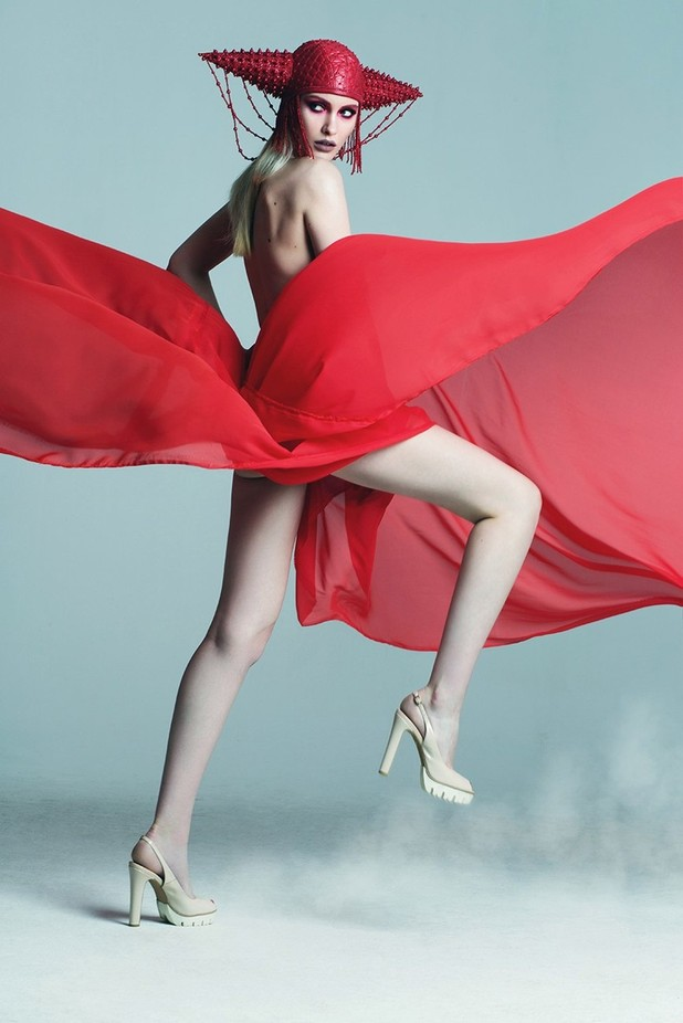 Red by Dasha