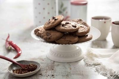 Choc chill cookie