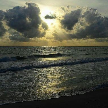 Cloudy Sunset 3