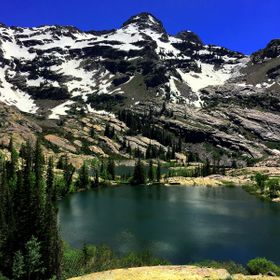 I hiked up to these lakes for some spectacular sites and photos. It was a difficult hike. We climbed from 6,100 ft to 9,050 ft in 3.45 miles. It ...