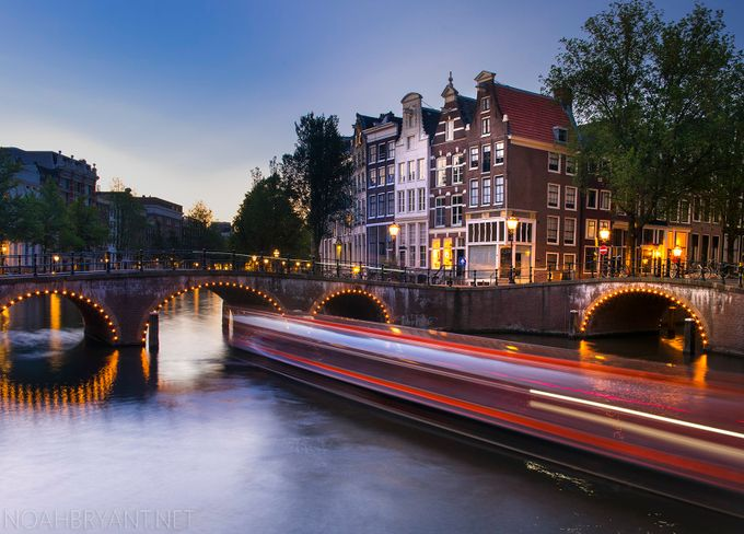 Amsterdam Canals by noahbryant - Canals Photo Contest