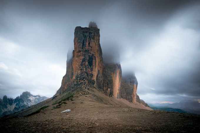 Tre Cime's Warning by NatashaHaggard - Isolated Photo Contest