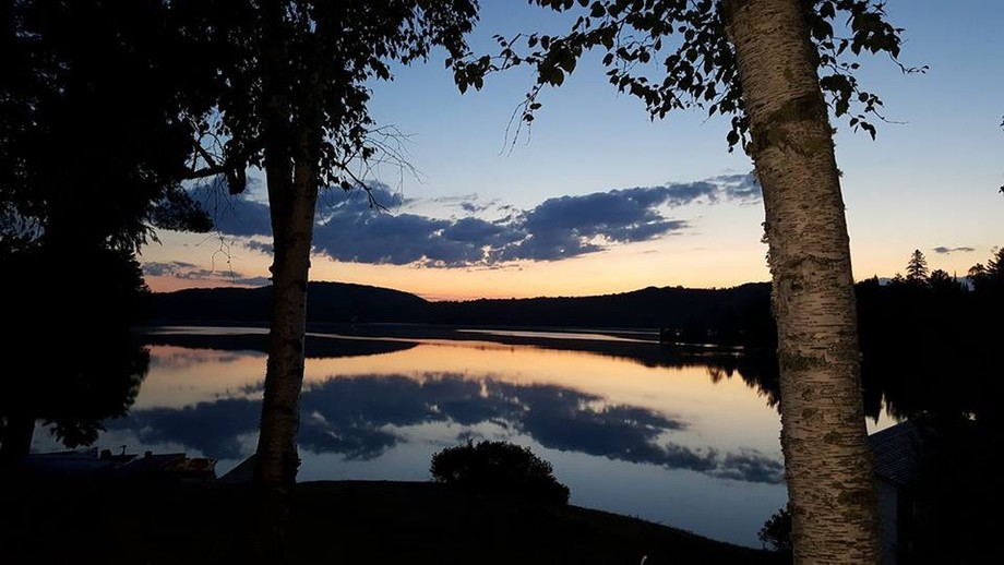Clear Lake, Novar,Ontario. August 2016